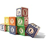 Uncle Goose Polish ABC Blocks - Made in USA