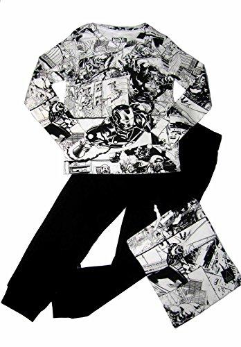 Little Eleven Paris - Pijama dos piezas - para niño: Amazon.es: Ropa y accesorios
