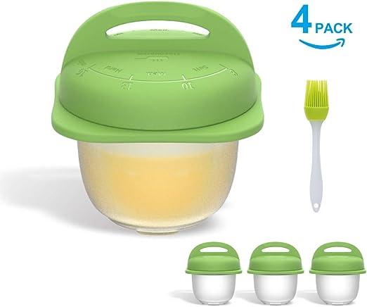 Recipientes de cocina de huevo de primera calidad: sistema de ...