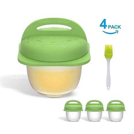 Recipientes de cocina de huevo de primera calidad: sistema ...
