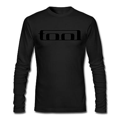 b993dbe9 Amazon.com: Tool Band Logo Long Sleeve Man T-Shirt Sport Tshirts ...
