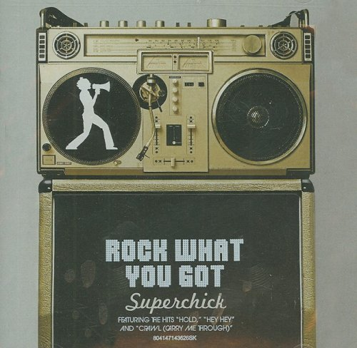Rock What You Got Album Cover