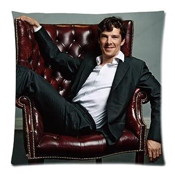 Amazon.com: Personalizado Funda de almohada Benedict ...