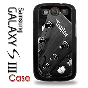Samsung Galaxy S3 Plastic Case - Taylor Guitars Cool Close-up Picture Guitar Players
