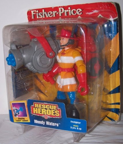 Fisher Price Rescue Heroes: Wendy Waters