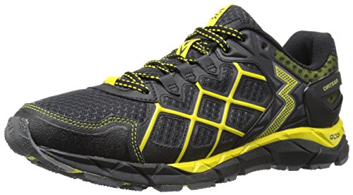 Ortega Dark Men 361 M Yellow Runner Shadow Trail 5RATX8