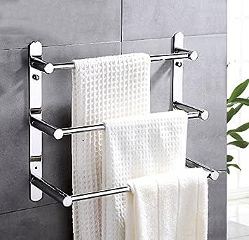 Escalera Moderna De La Toalla Del Acero Inoxidable 304 Toallero Moderno Productos De Baño Accesorios De Baño Montados En La Pared: Amazon.es: Bricolaje y herramientas