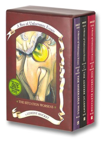 A series of unfortunate events 1-13