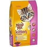 Meow Mix Kitten Li'L Nibbles Dry Cat Food, 3.15 Lb (Pack Of 4)