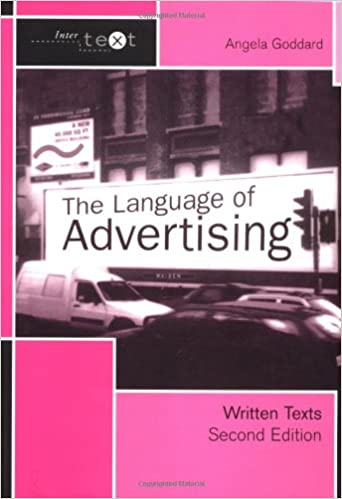 Image result for the language of advertising book