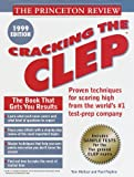 Cracking the CLEP 1999, Tom Meltzer and Paul Foglino, 0375752129