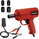 Einhell Car impact wrench 260 Nm, with CC HS 12 12 V Sockets 17/19/21/23 mm, in plastic case