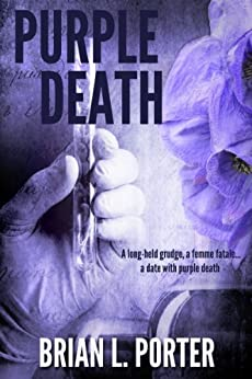 Purple Death by [Porter, Brian L.]