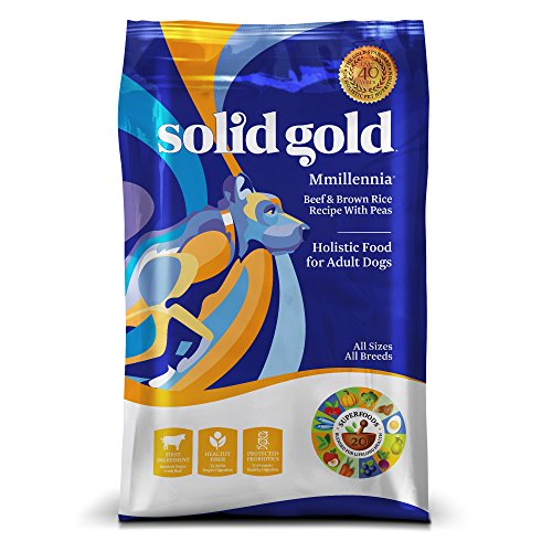 Solid Gold MMillennia Holistic Moderately