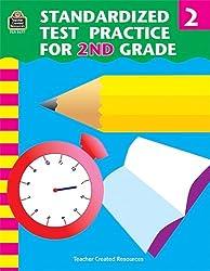 Standardized Test Practice for 2nd Grade (TCM #2677)