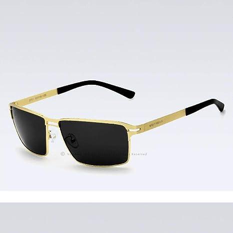 WDDP Gafas de Sol polarizadas para Hombre, Gafas de Sol ...