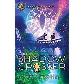 The Shadow Crosser (A Storm Runner Novel, Book 3) (Storm Runner, 3)