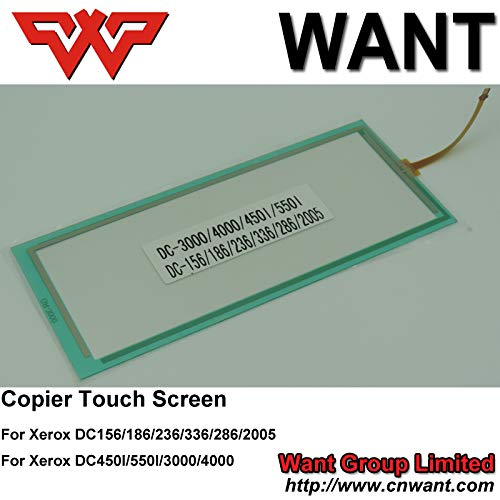 Printer Parts Copier Touch Screen DC3000 DC4000 DC5500 Touch Panel Copier Parts for Xerox Copier