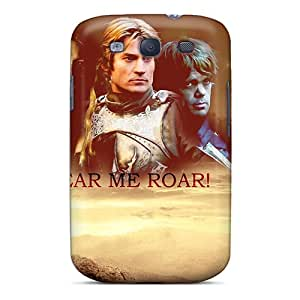 High-quality Durable Protection Case For Galaxy S3(game Of Thrones - The Lannister's)