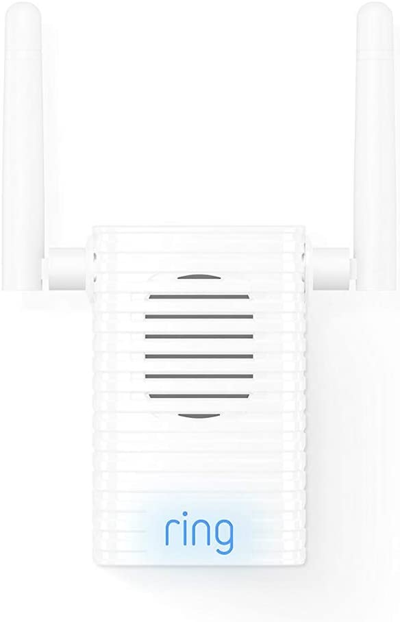 Ring Chime Pro, Indoor Chime and Wi-Fi Extender ONLY for Ring Network Devices