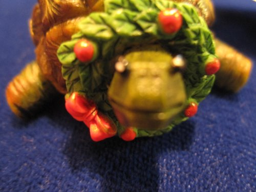 Home Grown Pineapple Turtle Ornament