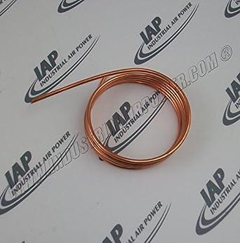 23808165 - Tubo capilar, diseñado para uso con compresores de aire Ingersoll Rand: Amazon.es: Amazon.es
