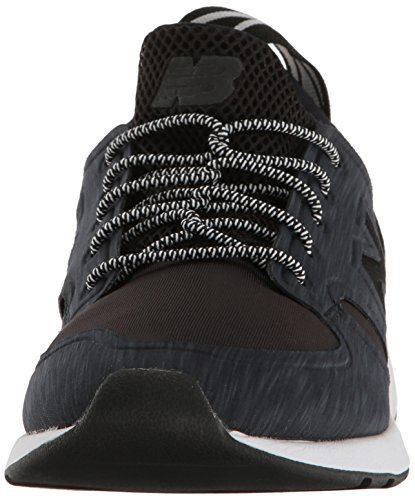 New Balance Womens 420 Lifestyle Fashion Sneaker Nero / Bianco