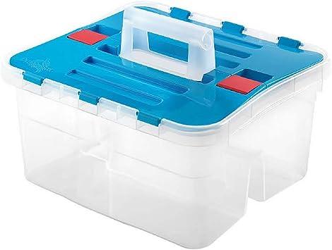 Werkzeugkasten Werkzeugbox Werkzeugkiste Aufbewahrungsbox Werkzeugkoffer Griff
