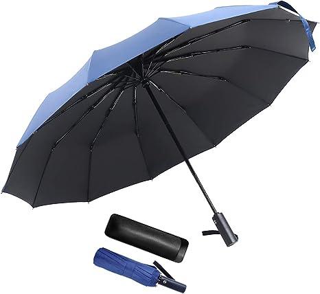 Bleu Parapluies pliants