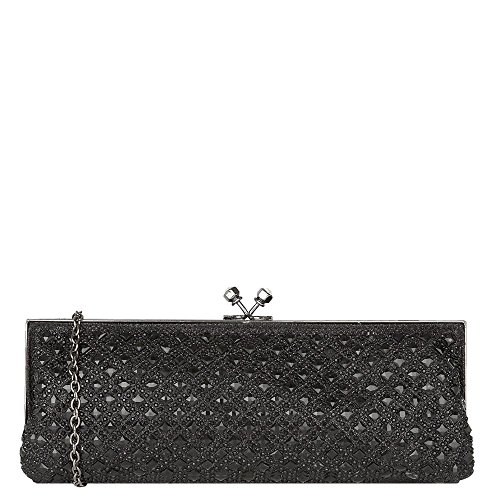 DIAMANTE BLACK Sac Lotus Zilar Embrayage Main à Womens nv0xUwqTF