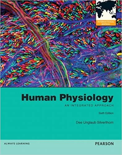 Book Human Physiology An Integrated Approach: International Edition by Dee Unglaub Silverthorn (2013-12-23)