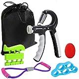 roygra Hand Grip Strengthener Workout Kit Set