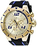 Invicta Men's 20107 S1 Rally Analog Display Japanese Quartz Black Watch