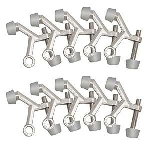Design House 181784 Standard Hinge Pin Door Stop 10 Pack