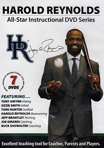 Harold Reynolds All-Star Baseball Instructional DVD Series