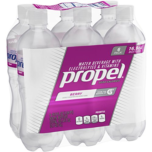 Which is the best propel water grape 24oz?