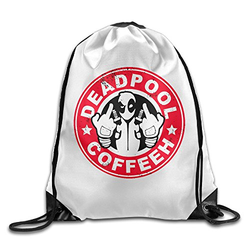 Price comparison product image Carina Deadpool Coffee Fancy Backpack One Size