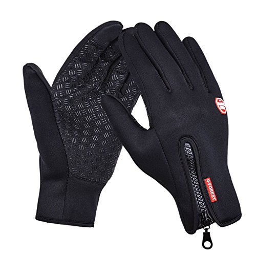O-C Unisex outdoor sports windproof cycling ski warm touch screen golves XL - Catalog Ski Limited
