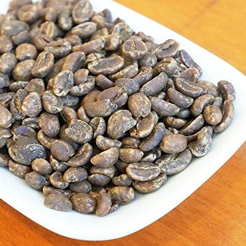 エチオピア モカ・シダモ(カフェインレス)生豆 400g