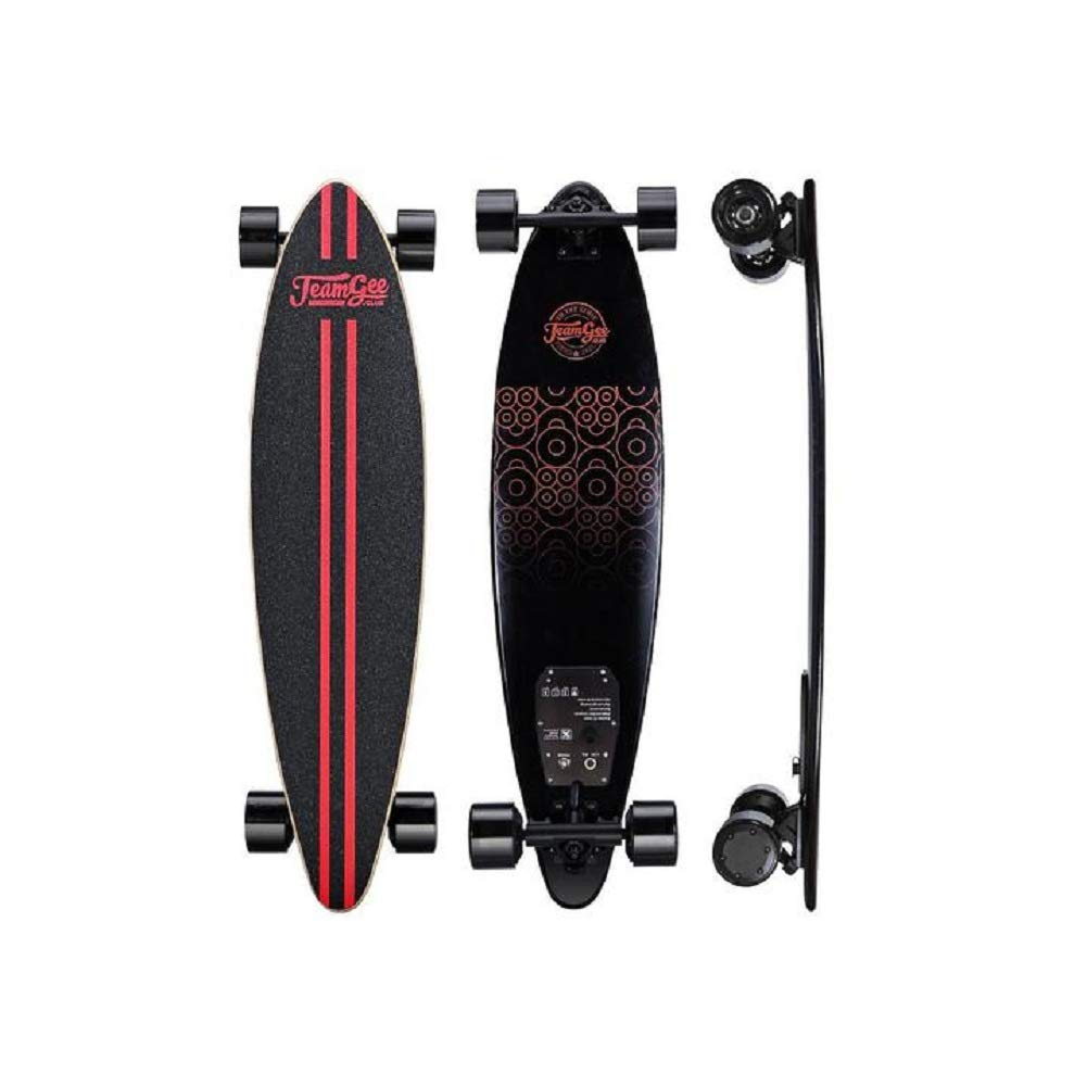 Teamgee Electric Skateboard/Longboard with Remote Control