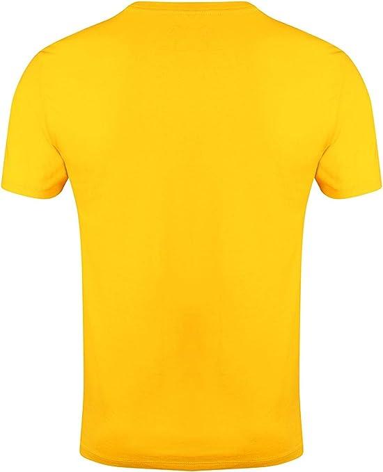 Golds Gym T-Shirt pour Homme Muscle Joe Workout pour entra/înement de Fitness Blanc//Bleu Taille M