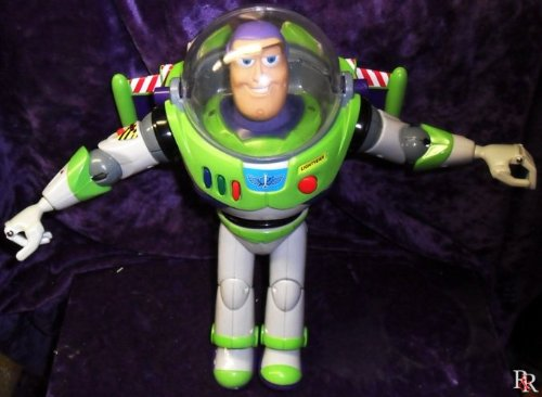 Buzz Lightyear Ultimate Talking Action Figure by Toy Story