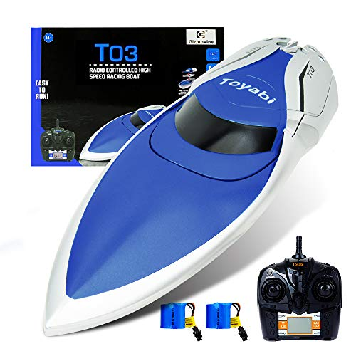 GizmoVine RC Boat High