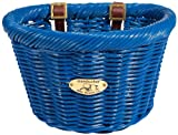 Nantucket Bike Basket Co. Cruiser Adult D Shape Basket