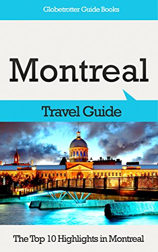 Montreal Guide Book