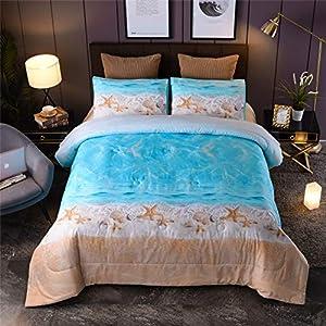 511VjGG8T7L._SS300_ Coastal Comforters & Beach Comforters