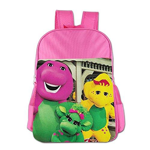 Barney And Friends Children School Backpack - Barney Nelson
