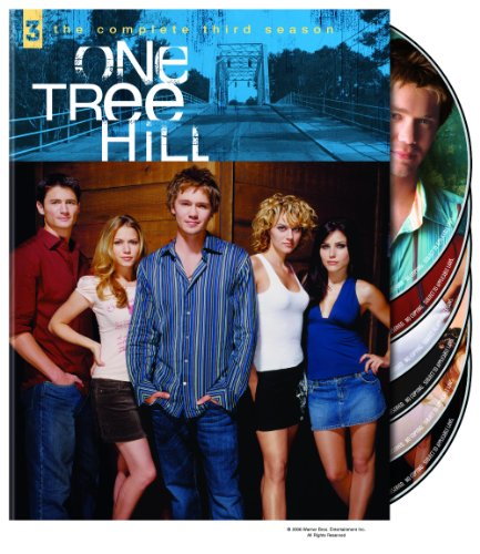 DVD : One Tree Hill: The Complete Third Season (Full Frame, , Repackaged, 6 Disc)