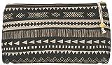 Danica Studio Saddle Up Stripe Large Cosmetic Bag For Sale