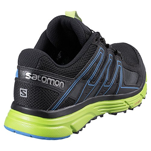 Salomon Men's X-Mission 3 Black/Granny Green/Bright Blue outlet manchester great sale Ki4cp